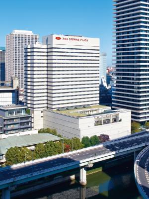 クラウン プラザ 大阪 ana ホテル ロビーラウンジ